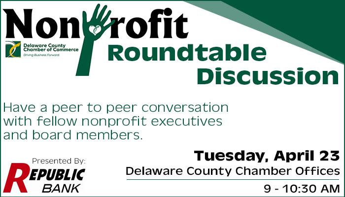 Non Profit Roundtable Event